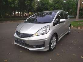 Honda Jazz RS 2012 / 2013 AT DP RINGAN SIAP PAKAI