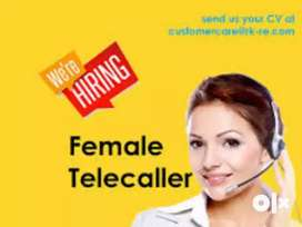 Talecaling work only for girls