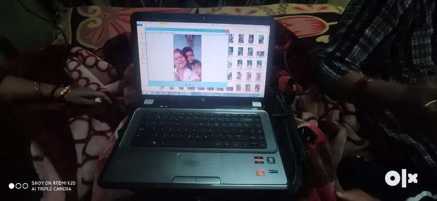 HP laptop A6