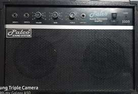 Palco 3333 electric/ acoustic guitar amplifer