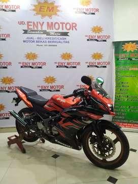 Kawasaki Ninja RR 150 SE Th.2015 PMK 2016