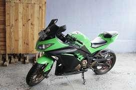 Ninja Warrior 250 FI