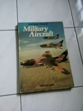 buku import military aircraft thn 1980