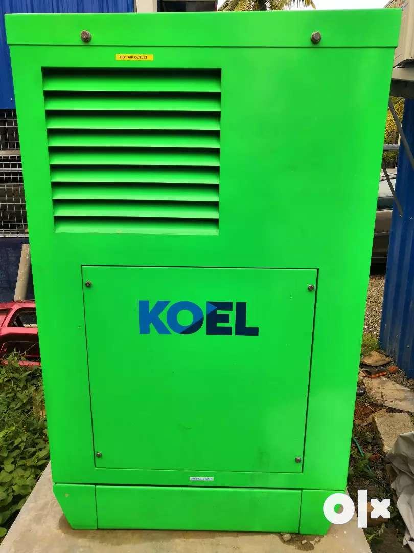 Kirloskar Generator 12.5 KV. 0