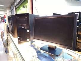 "Mumer kacida .core i3 3220/4gb/250gb+ bonus LED 19"""