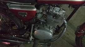 Dijual Honda CB 125 tahun '74