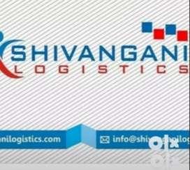 Delivery boys for shivangani logistics kanke