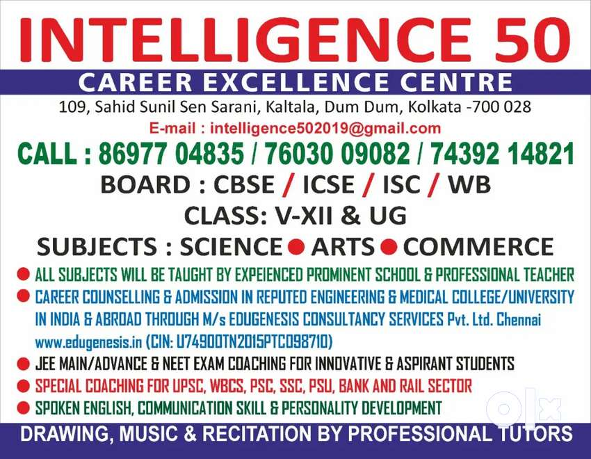 JOINT VENTURE WITH PROFESSIONAL TEACHER