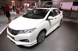 Honda City Get on 20% Down Payment.