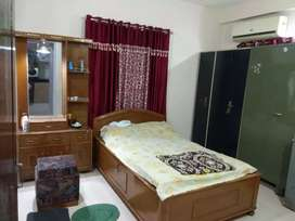 2bhk fully furnished House Available for rent.
