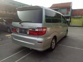 Toyota Alphard G V6 th 2003