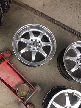 16inch alloy rims