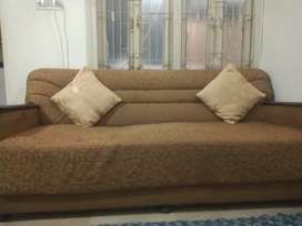 5 seater moltyfoam sofa