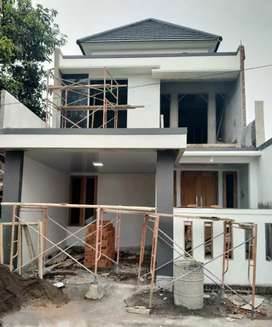 Rumah Mewah Proses Bangun Dekat Malioboro Wirobrajan Yogyakarta