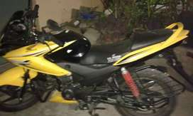 Honda CBF stunner bike 28Km only