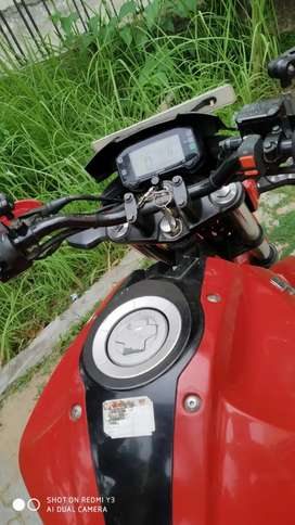 Wel maintained single handly used gixxer 155