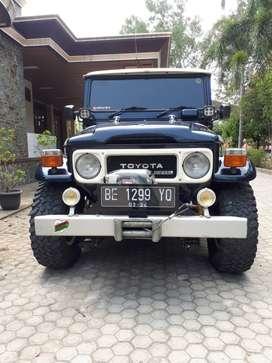 Dijual hardtop diesel BJ40 tahun 1983