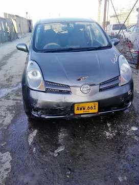 Gray Nisan note 2006 urgent sale