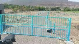 6 lakh per guntha land for sale nrby  kasar sai