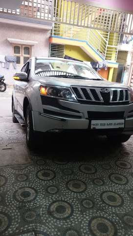 Mahindra XUV 500 w8 fully loaded good condition excellent performance