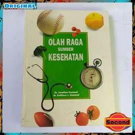 Buku Kesehatan Dari Dr. Jonathan | Olahraga Sumber Kesehatan Hardcover