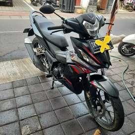 Supra x gtr 150 cc thn 2019 cash /kredit bali dharma motor