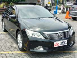 KING Mobilindo Camry 2.4 V Matic 2012 facelift ( Orisinilan, Terawat )