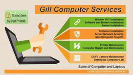 Online Services Computers and laptop services in patiala city