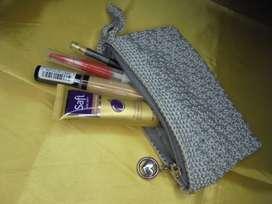 tas rajut/pouch crochet/tas crochet/pouch rajut
