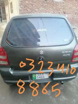 Neat and clean alto for sale just buy and drive