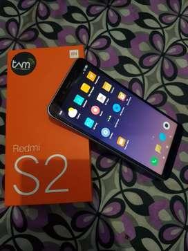 REDMI S2 3/32GB LIKE NEW MULUS