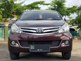 [Km 46Ribu] Toyota Avanza 1.3 G Manual th 2014