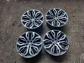 20 inch stagdered alloys for bmw