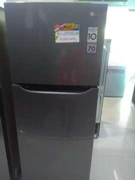 Kulkas LG 2pintu bisa kredit tanpa jaminan