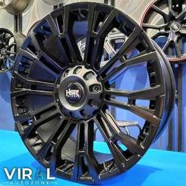 Velg Mobil Triton Hilux Ford Ranger Pelak Racing Ring 20 HSR MYTH 02