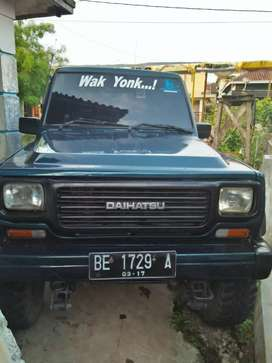 MOBIL TAFT GT 4X4