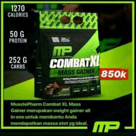 Susu Protein MP Combat Mass Gainer 12lbs