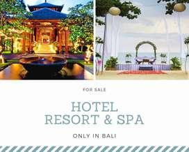 Hotel resort for sale di Bali
