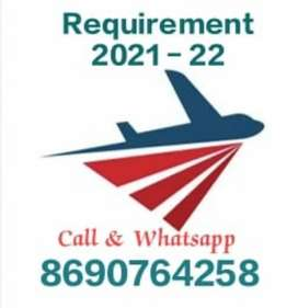 Required in airport drivers and ground staff