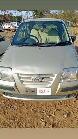 Hyundai Santro Xing 2010 Petrol Good Condition
