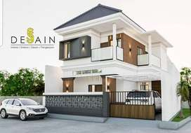 Desain dan Pengerjaan bangunan