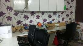 furnished office at old padra road, vadodara