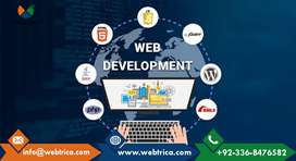 AFFORDABLE WEB DEVELOPMENT | STUNNING WEBSITE WITH SEO. [ WEBTRICA ]