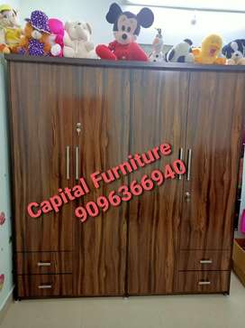 Brand New Five door wardrobe at very affordable price