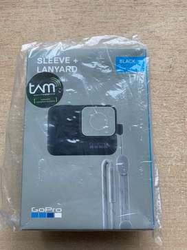 GoPro Sleeve + Lanyard ORIGINAL & RESMI TAM