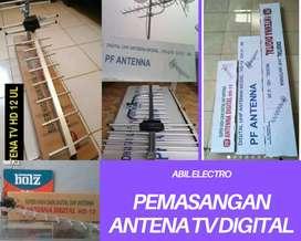 Jasa Pemasangan Antena TV digital