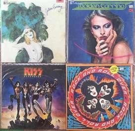 Jual Piringan Hitam (Vinyl) Classic Rock kualitas OK.