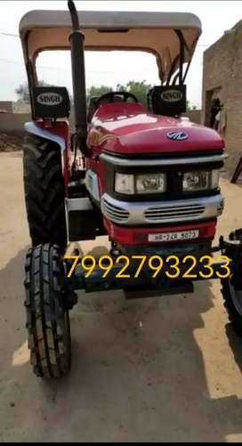 Mahindra tractor Arjun 555