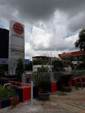 Running petrol pump for sale with customer base on EM Bypass