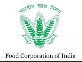 Urgent requirement for food corporation of India